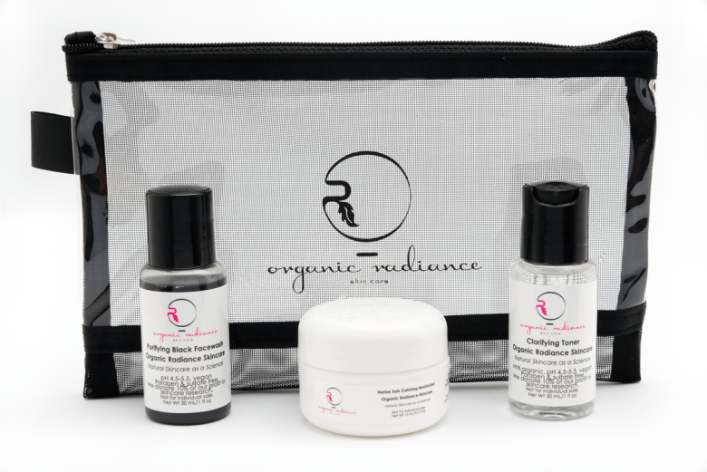 Organic Radiance Skincare Mother's day gift contest
