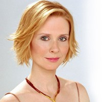 National Rosacea Society spokesperson Cynthia Nixon