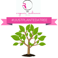 I Just Planted A Tree with Organic Radiance Skincare