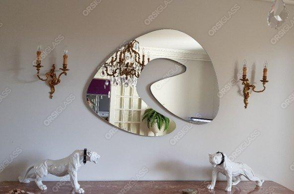 decoupe de miroir sur mesure et decoupe