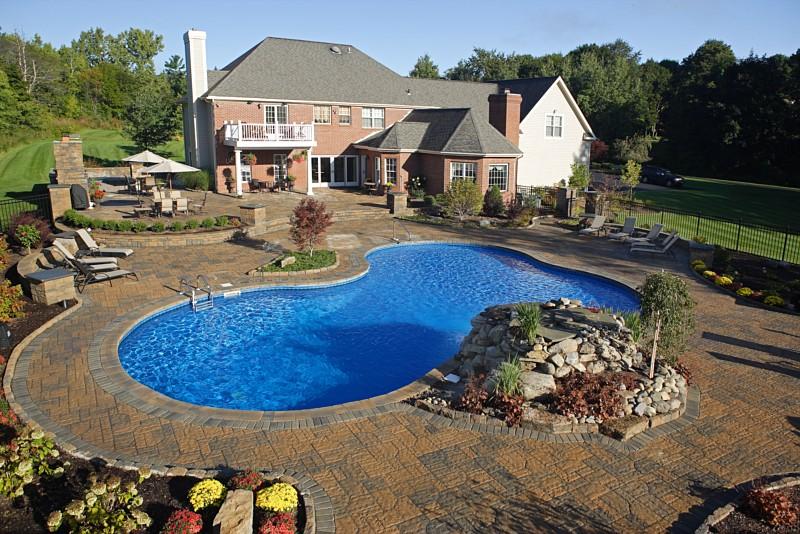 Poolscapes  Schenectady Niskayuna Saratoga Springs NY