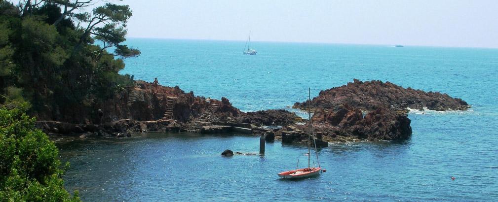 Location Vacances Saint Raphael Au Bord De La