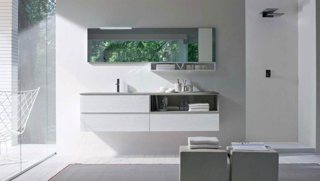 Arredo bagno soluzioni per un bagno minimal  Orsolini