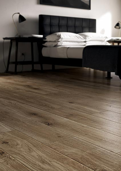 Treverkever leffetto legno per ambienti dagli stili pi vari