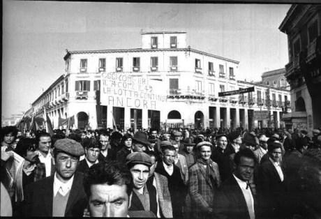 Anni '70, anniversario della strage