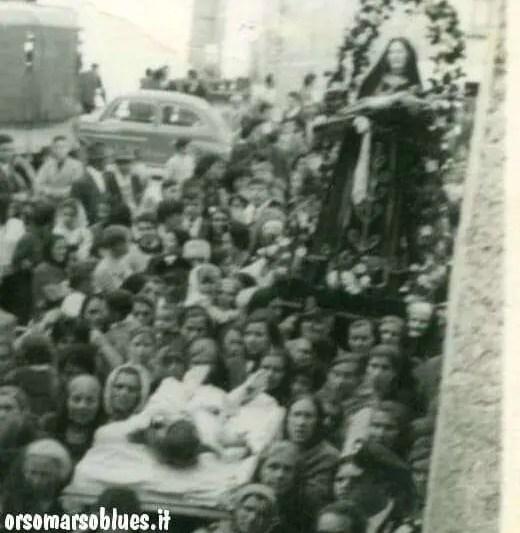 CANTI POPOLARI –  Jarsira m'incuntraja Gesù Cristu