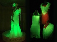 Transgenic Silkworms Spin Fluorescent Fibers for Glow-in ...