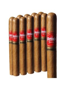 ortega serie d connecticut 10pack