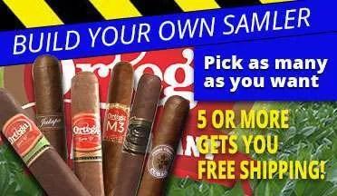 ortega cigars build your own sampler
