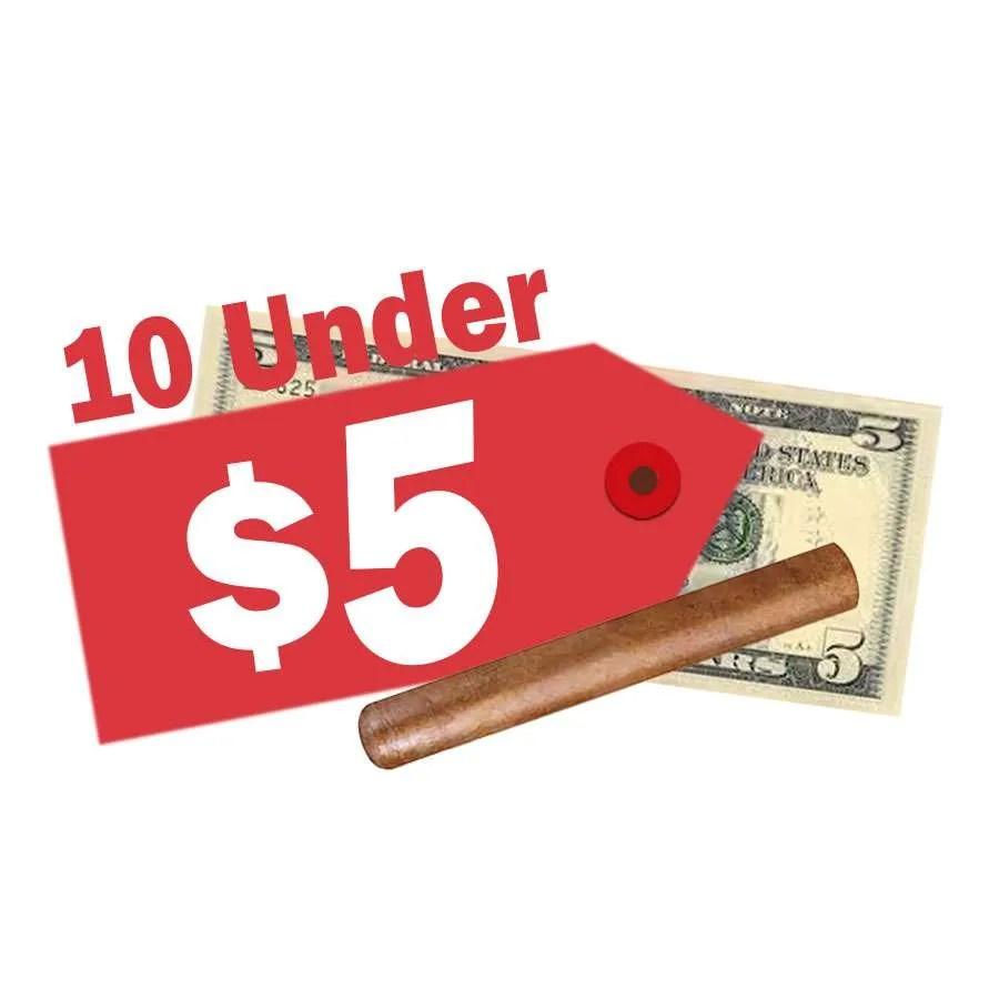ortega 10 cigars under 5 bucks