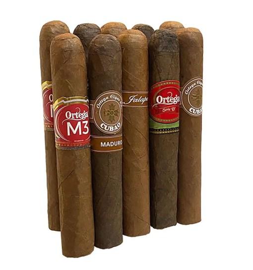 ortega 10 pack sampler