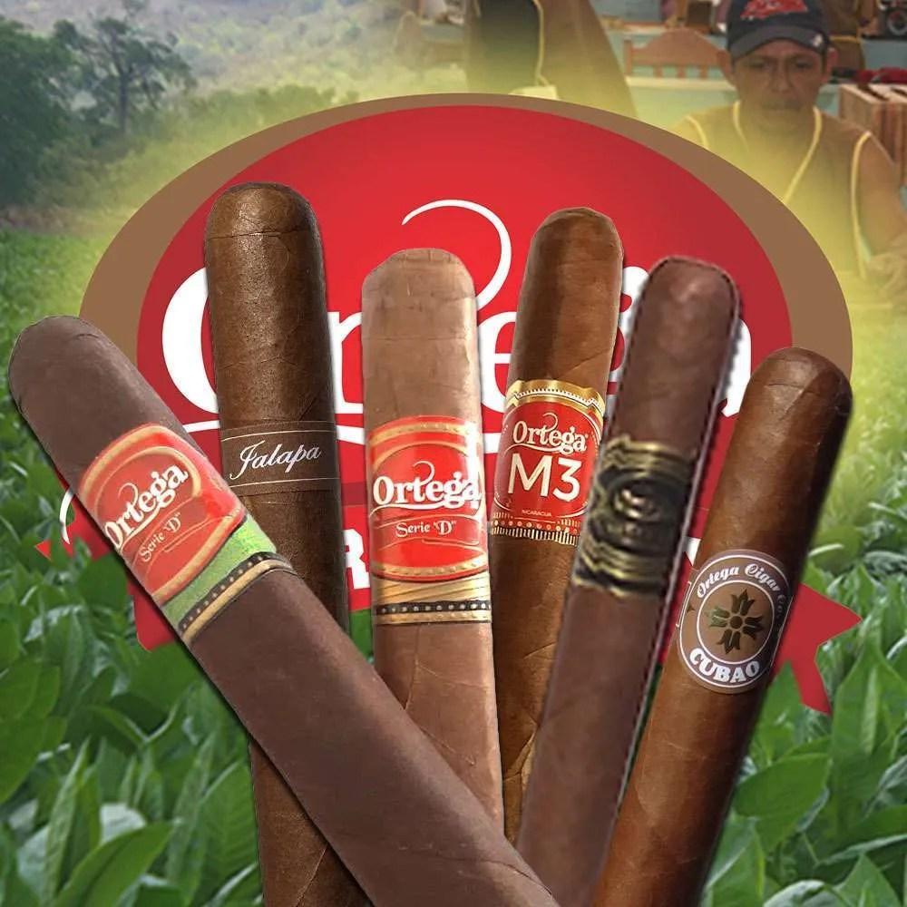 ortega cigar 5 packs