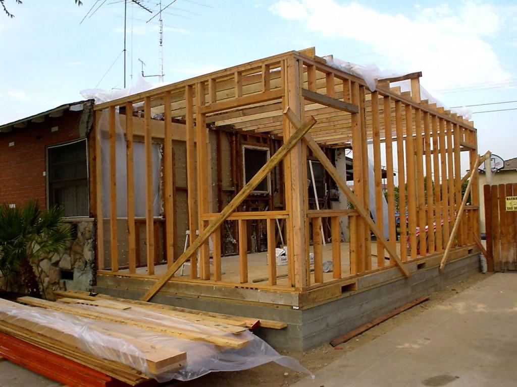 Room Additions  Garages  Ortega Construction Co  La