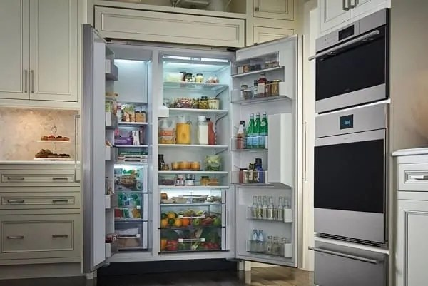 Why Does My Sub Zero Refrigerator Smell Bad Ortega S Appliance