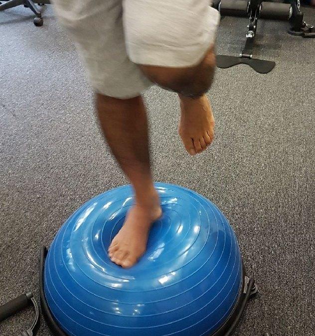 Treatment of Ankle Sprains