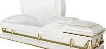 Walmart caskets