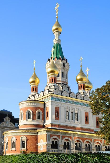 Orthodoxe Kirche in sterreich