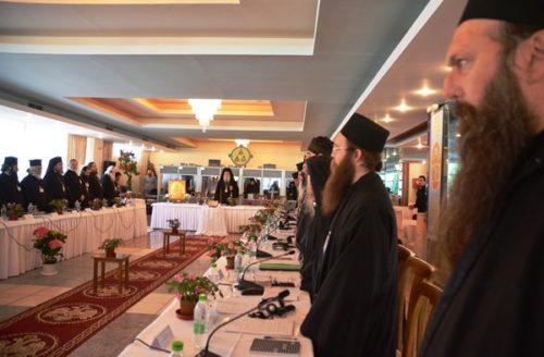 La Conferenza inter-ortodoosa ad Atene, - Maggio 2016