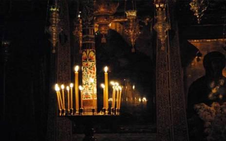 Χριστιανοί, θεία ευχαριστία, ενορία, Εκκλησία