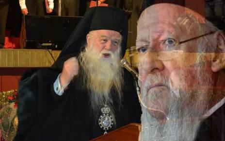 Ο Μητροπολίτης Καλαβρύτων και Αιγιαλείας Αμβρόσιος κατά της «Αγίας και Μεγάλης» Συνόδου της Κρήτης