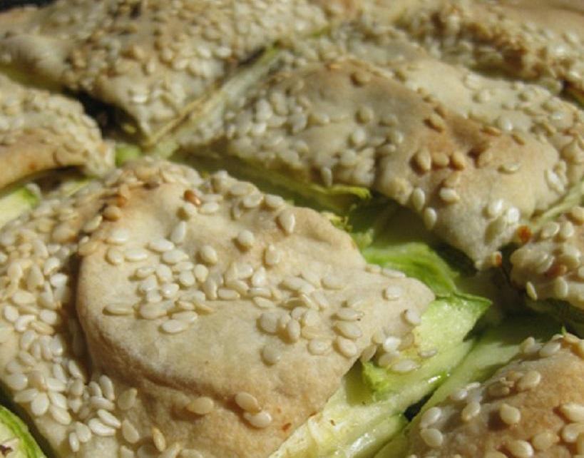 Aγιορείτικες Μοναστηριακές Συνταγές : Κολοκυθόπιτα