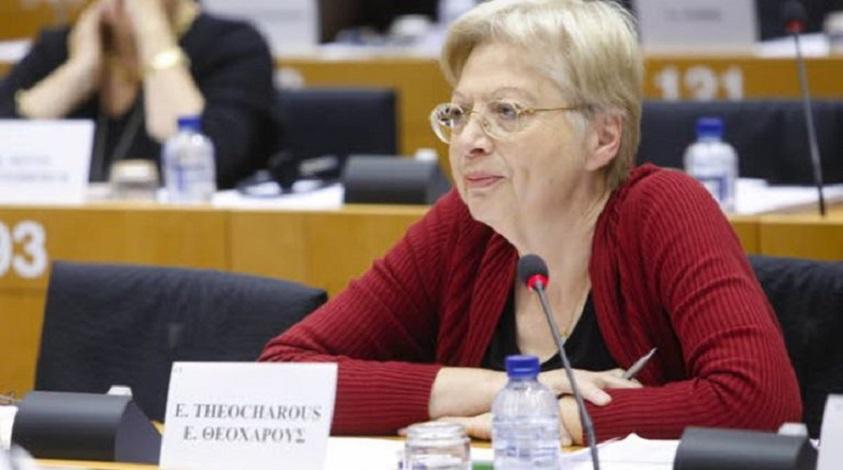 Κυπριακό - Γενεύη: Αποχωρεί διαμαρτυρόμενη η ευρωβουλευτής Ε. Θεοχάρους