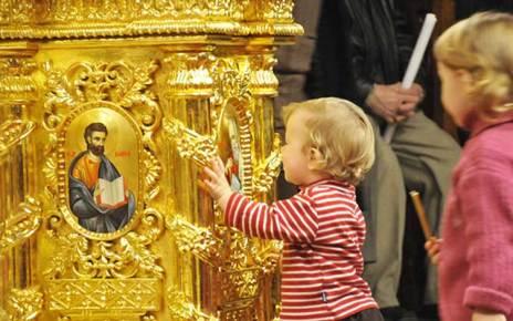 Πως να εμπνεύσει κανείς στα παιδιά την αγάπη στην Εκκλησία