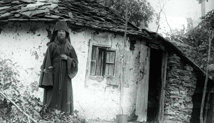 Αποτέλεσμα εικόνας για ενα θαυμα της θειας προνοιας στον αγιορειτη μοναχο χερουβειμ