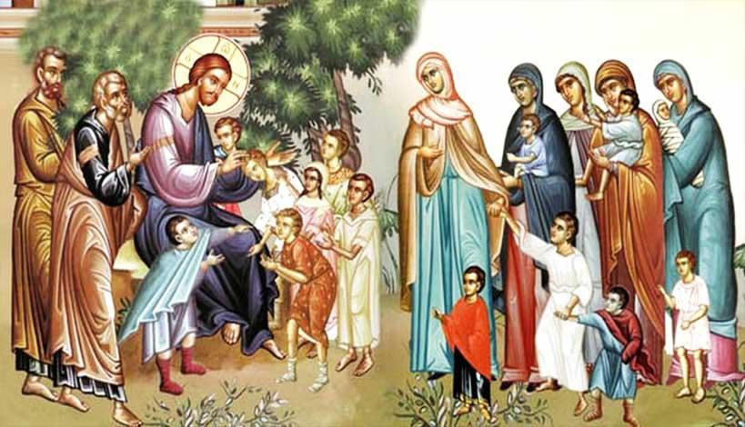 Ένας Αγιορείτης μοναχός για την οικογένεια, τους γονείς και τα παιδιά
