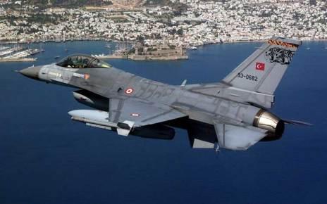 Αιγαίο - Συναγερμός : Τουρκικά μαχητικά παραβίασαν τον εθνικό εναέριο χώρο