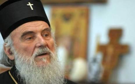 Πατριάρχης Σερβίας: «Με τη θέληση του Θεού θα πάνε σερβικά στρατεύματα στο Κοσσυφοπέδιο» Πατριάρχης Σερβίας: «Με τη θέληση του Θεού θα πάνε σερβικά στρατεύματα στο Κοσσυφοπέδιο»