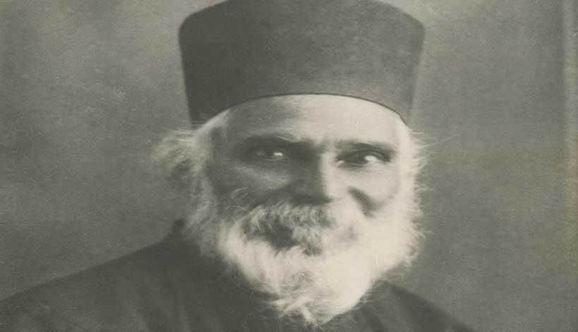 Παπά Κυπριανός Σταυροβουνιώτης