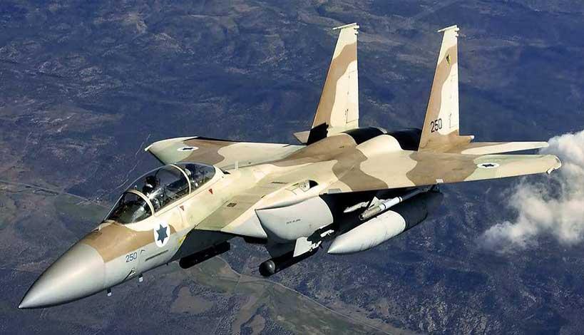 Ισραηλινά F-15 και F-16