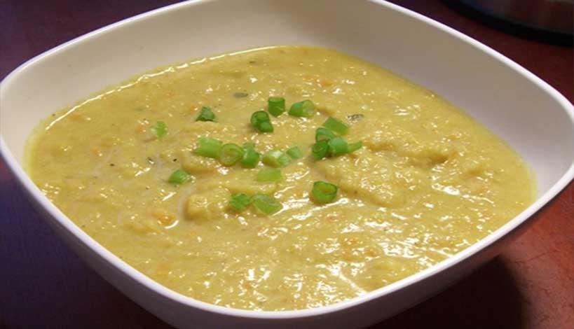 Κουνουπίδι σούπα