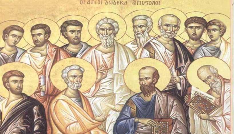 Νίκος Χειλαδάκης : Τα οστά των Δώδεκα Απόστολων είναι θαμμένα κάτω από το Fatih Camısı;