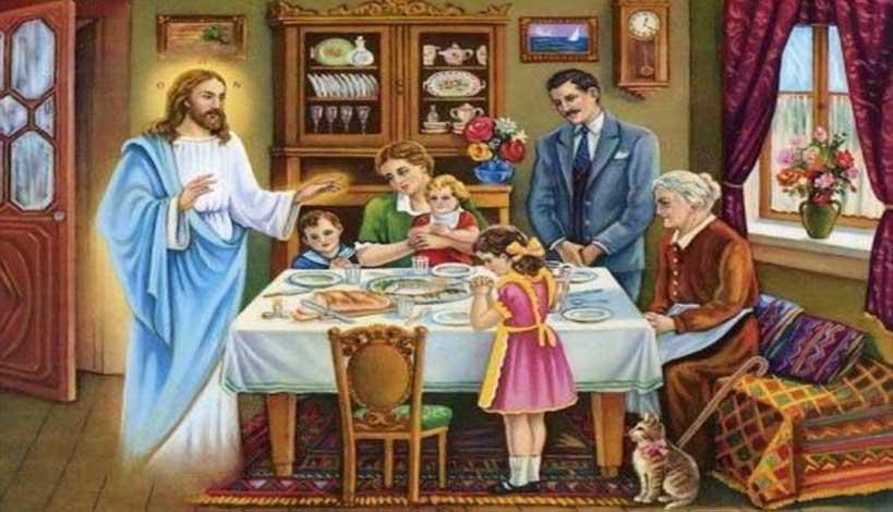 Γιατί όταν τρώμε πρέπει να προσευχόμαστε - Τι κάνει η προσευχή στο φαγητό μας;