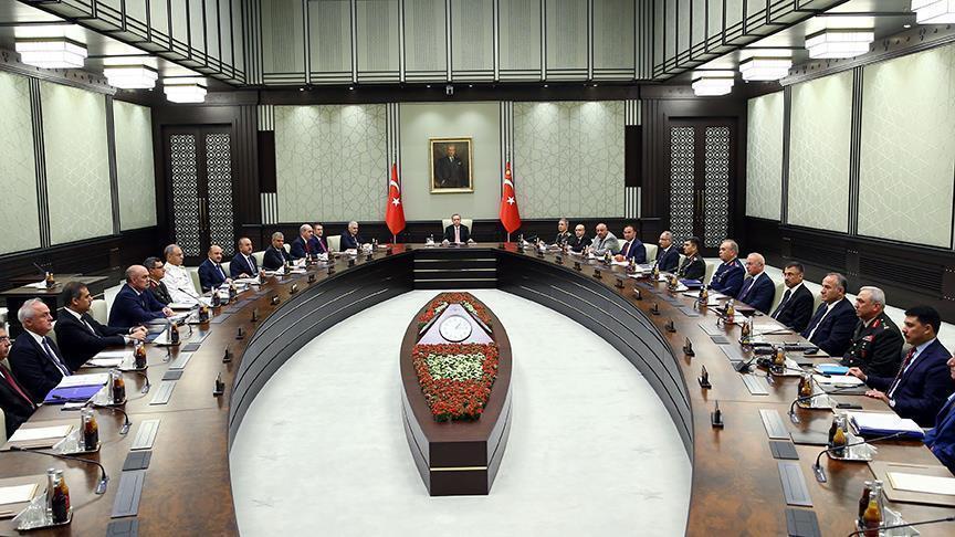 Επί 6 ώρες το Συμβούλιο Ασφαλείας στην Τουρκία εξέταζε τα πολεμικά σχέδια για Κύπρο