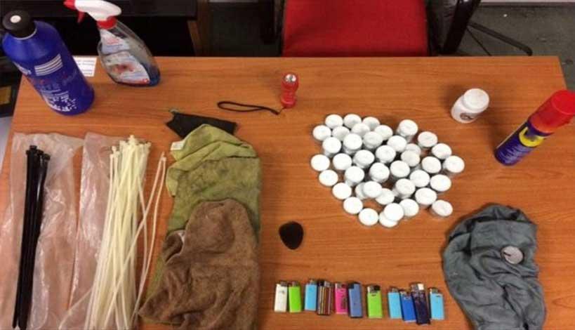 Συνελήφθη ύποπτος για εμπρησμούς στην Πάρνηθα: «Μου αρέσει να ανάβω κεράκια και καντήλια» δήλωσε