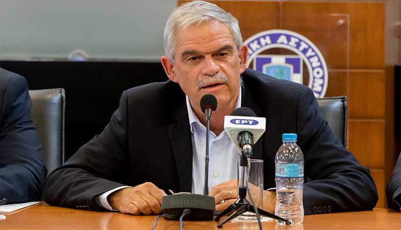Νίκος Τόσκας: Δεν μπορεί να αποκλειστεί η δράση κάποιου «μοναχόλυκου» τζιχαντιστή στην Ελλάδα