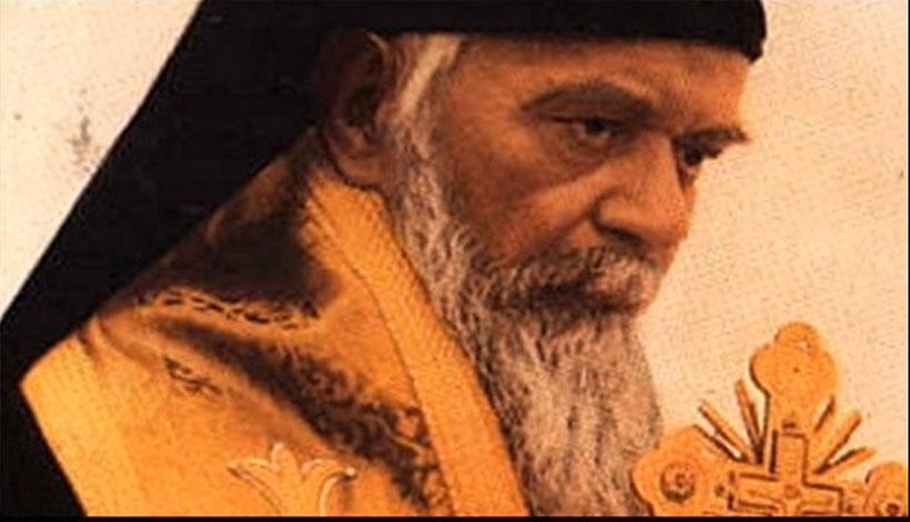 ΆγιοςΝικόλαος Βελιμίροβιτς: Ολόκληρο τον κόσμο τον δημιούργησε η αγάπη