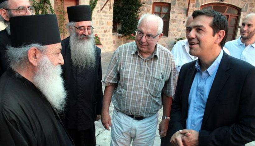 Άγιον Όρος: Το παρασκήνιο του «Όχι» στον Πρωθυπουργό Αλέξη Τσίπρα