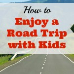 How to Enjoy a Road Trip with Kids
