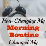 How Changing My Morning Routine Changed My Entire Life