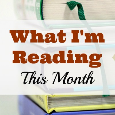 What I Read This Month: January Edition