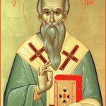 Polycarp of Smyrna icon