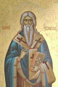 st ignatius of antioch icon