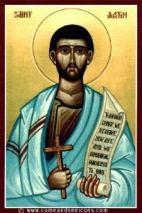 justin martyr icon