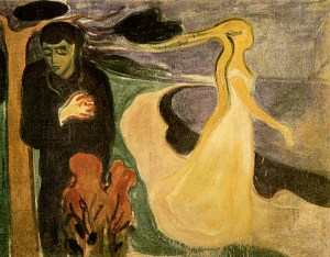 separation_3 by Edvard Munch