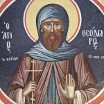 St Theodoros the Ascetic