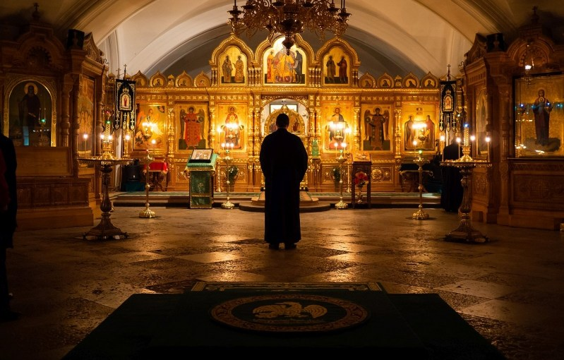 Orthodoxy 101: Proper Etiquette & Worship Practices